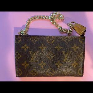 Vintage Louis Vuitton Pouch Pochette